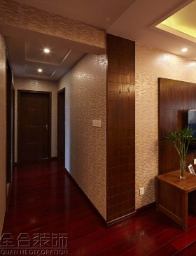 室内卧室过道装修效果图