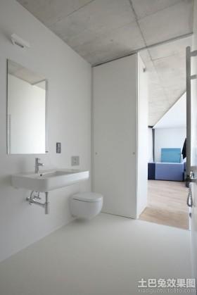 家装卫生间大图