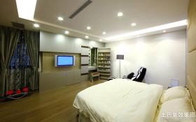 140平现代风格四室两厅卧室装修效果图