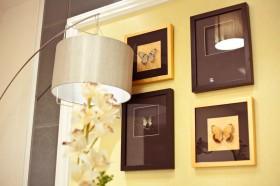 时尚家居照片墙图片