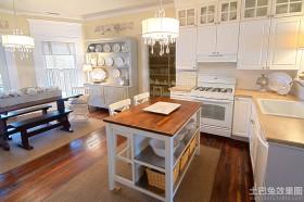 时尚家装厨房装修效果图大全