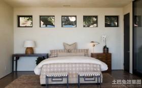 时尚现代风格四居室卧室装修效果图