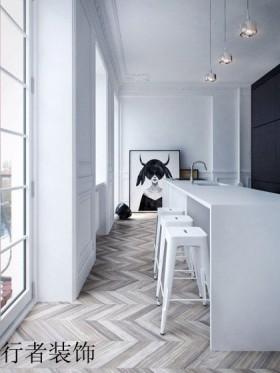 40平小户型现代简约风格单身公寓室内装修