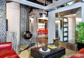 现代风格豪宅设计图