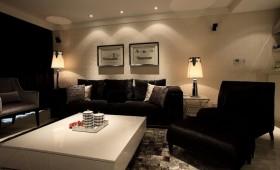 最新现代客厅灯具图片