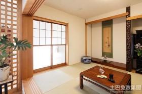 日式装修样板间图片