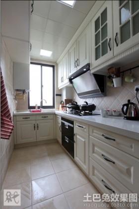 简约风格简约欧式风格厨房装修图片