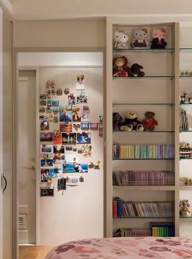 现代简约家居儿童房照片墙图片