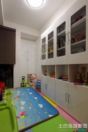 简约儿童房间装饰