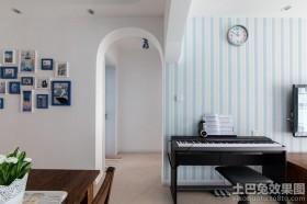 地中海风格拱形门图片