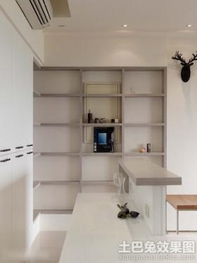 简约家居室内小吧台装修设计
