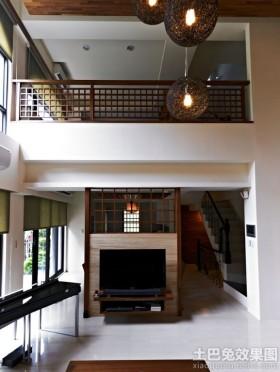日式风格小别墅装修效果图
