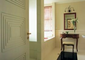 欧式风格卧室梳妆台装修设计