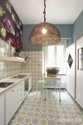 东南亚风格创意厨房装修
