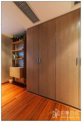混搭风格卧室衣柜设计