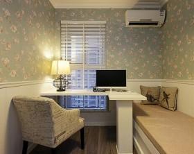 现代简约风格小书桌装修效果图