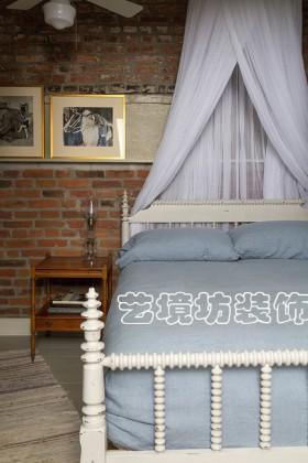 法式乡村风格卧室装饰