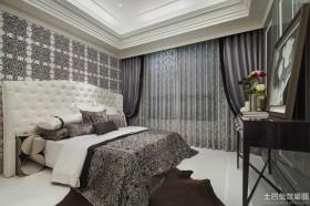 后现代风格四室两厅卧室装修效果图