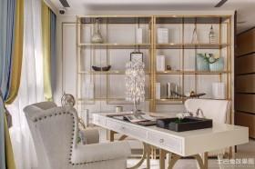 新古典家庭装修书房图片