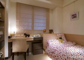 韩式风格家装儿童房装修图