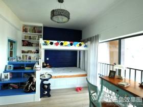 混搭风格小卧室设计装修效果图