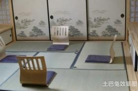 日式榻榻米装修效果图欣赏大全2014