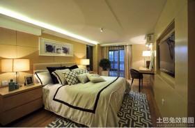 现代时尚风格四室两厅卧室设计效果图欣赏