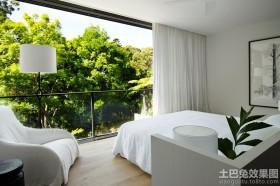 豪华别墅时尚卧室设计效果图欣赏大全
