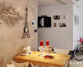 时尚家居室内墙面装饰品效果图