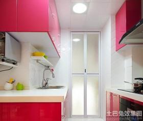 创意家居厨房装修效果图