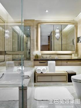 新古典风格卫生间装修图片