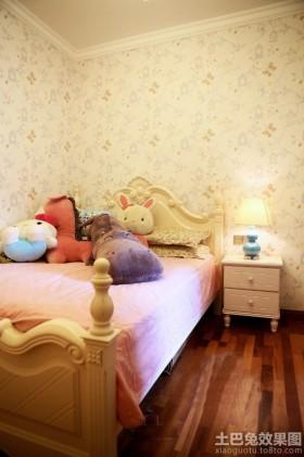 韩式风格家居儿童房装修效果图片