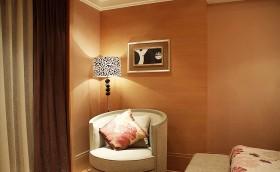 后现代简装卧室灯具装修效果图