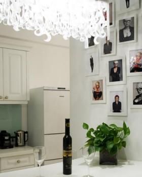 简约风格室内装饰照片墙效果图大全