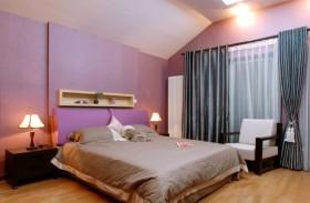 现代两居卧室装修效果图欣赏大全