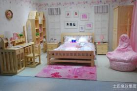 韩式风格女儿童房装修图片
