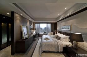 后现代家居卧室装修效果图大全