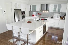 北欧别墅大厨房设计