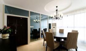 现代简约家居餐厅装修设计