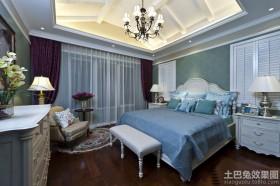 美欧风格卧室设计效果图大全