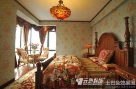 美欧风格卧室设计图大全欣赏