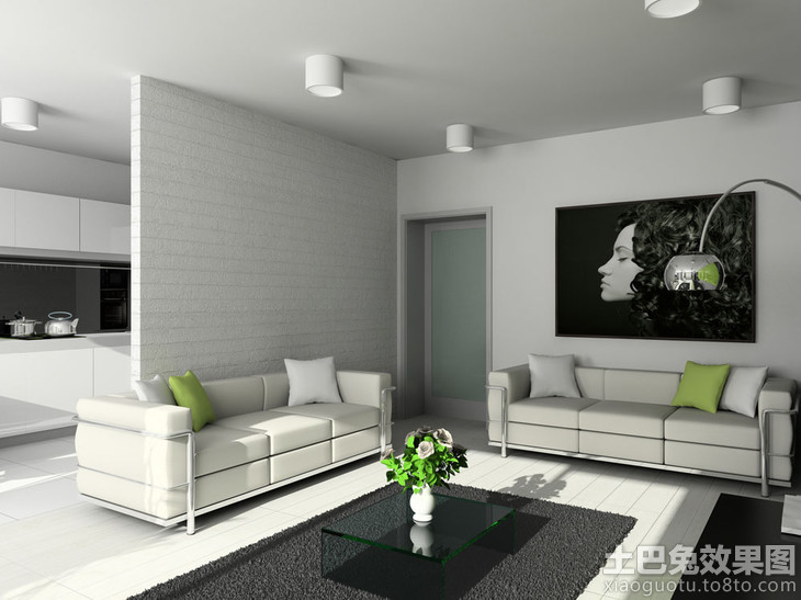 客厅沙发房间设计图