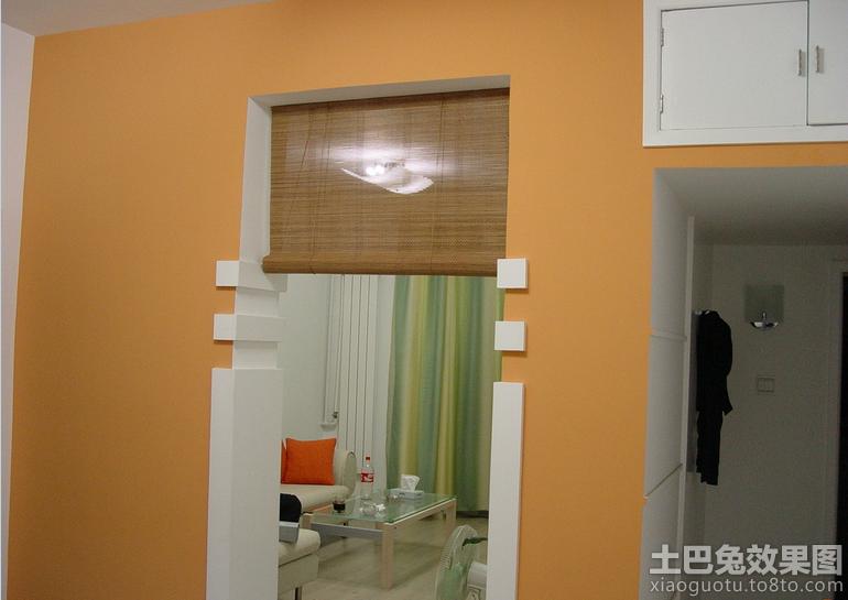 小客厅垭口装修效果图高清图片