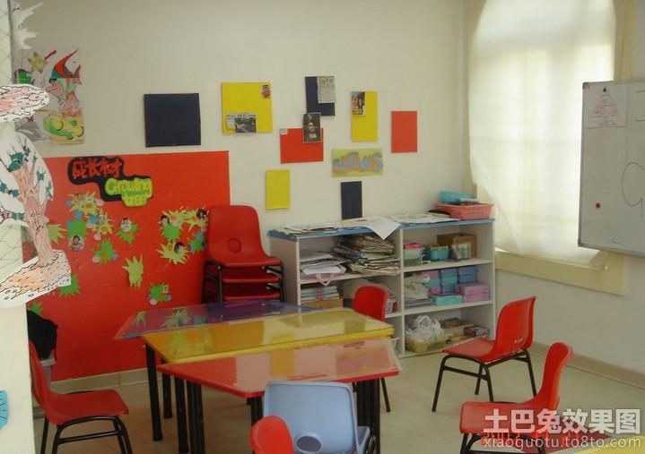 幼儿园室内环境设计