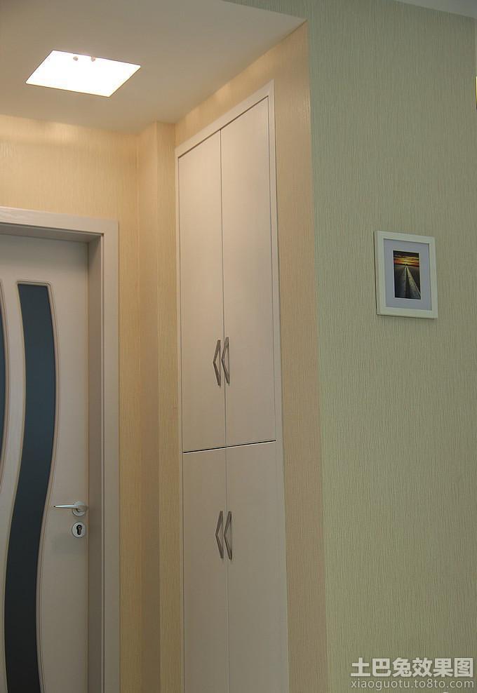 简约室内壁柜装修效果图高清图片