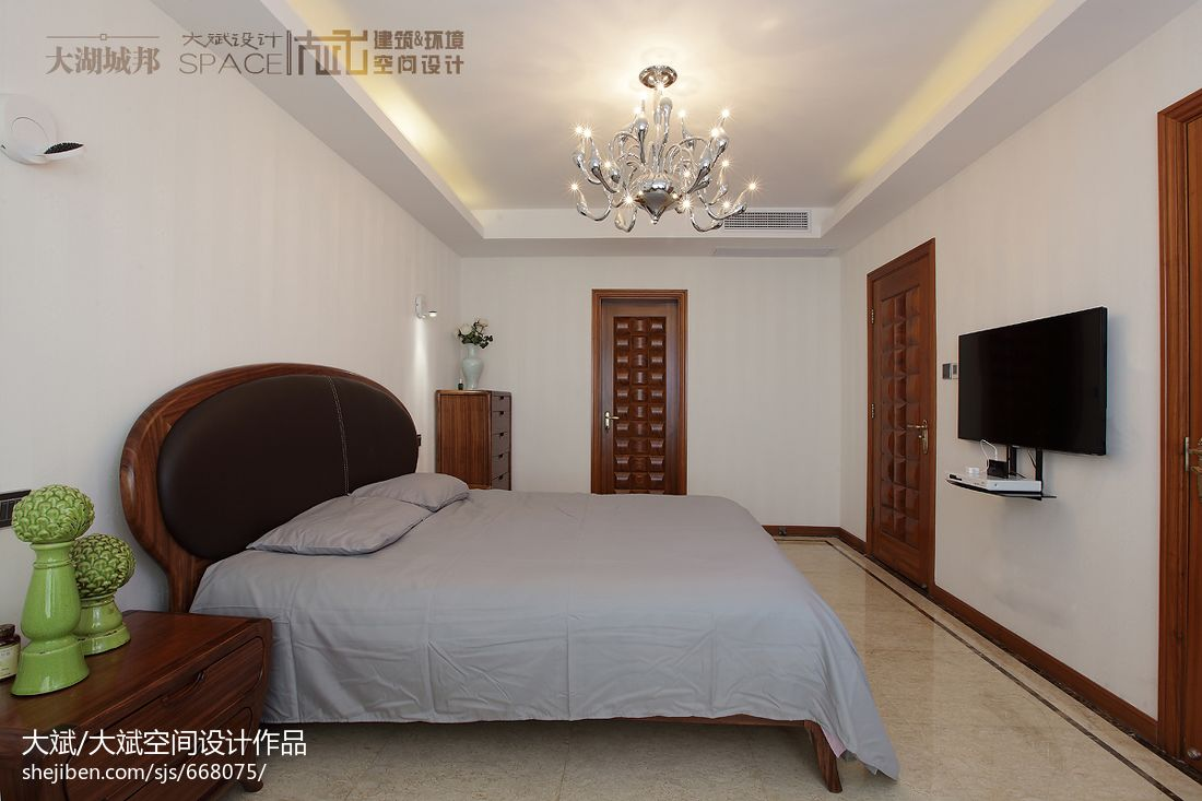 卧室吊顶造型图片
