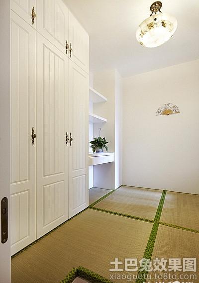 卧室榻榻米炕装修效果图