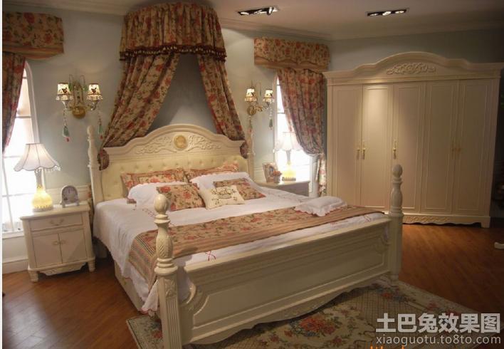 卧室欧美家具图片
