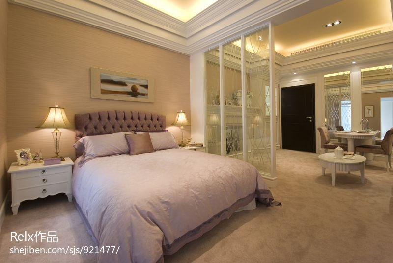 30平米卧室客厅隔断效果图片