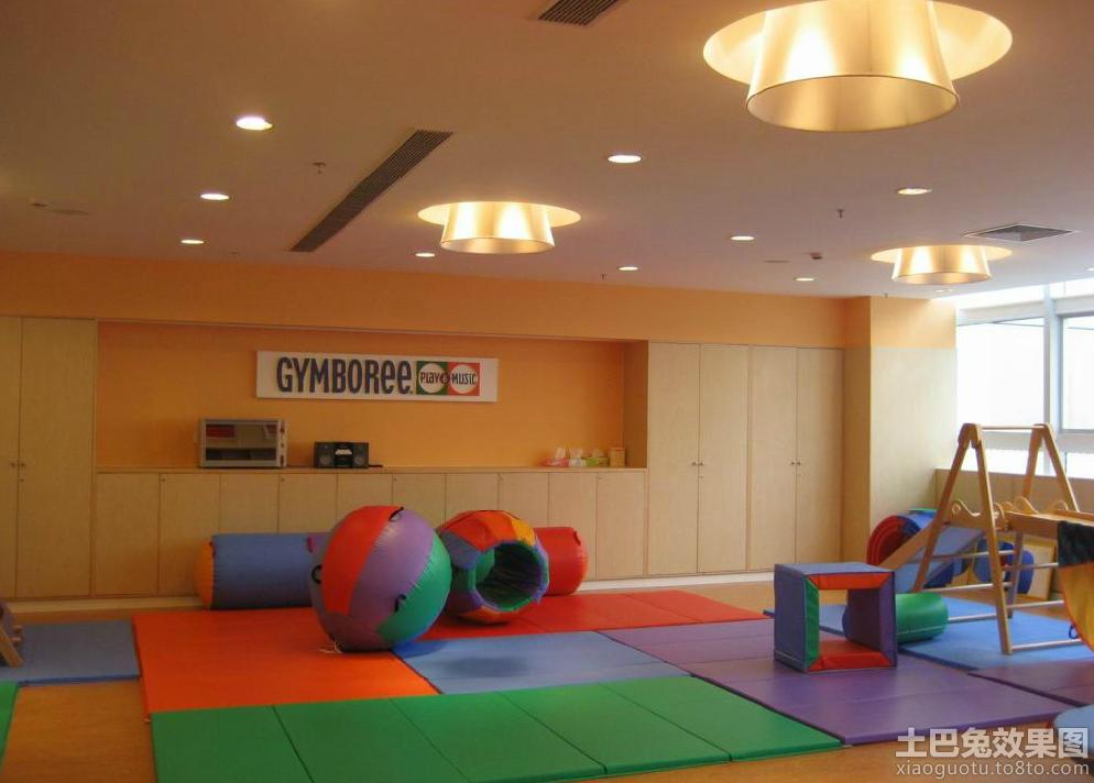 幼儿园大班活动室环境布置 - 装修效果图 - 九正家居网